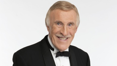 bruce forsyth, royal albert hall