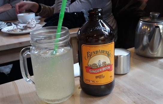 bundaburg ginger beer liverpool cafe