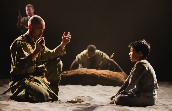 Dido queen of Carthage , RSC, swan theatre review