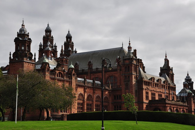 Glasgow,hotels, attractions