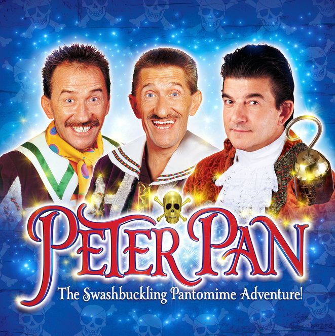 peter pan, the grand, wolverhampton