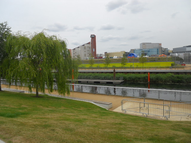 queen elizabeth olympic park, age uk, out and about