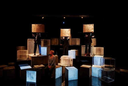 RSC, Fall of the kingdom rise of the foot soldier, Somalia Seaton, Making Mischief festival, new plays