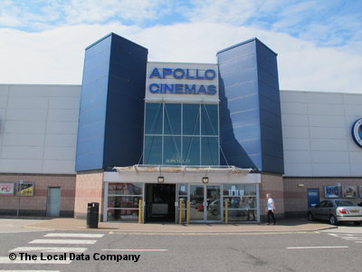 barrow in furness, hollywood retail park, apollo cinema