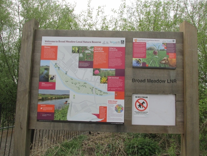 Broad Meadow Local Nature Reserve