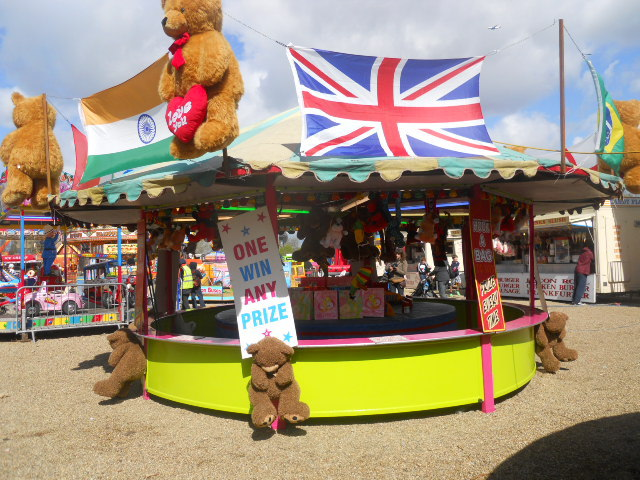 clapham common, theme park, fun fair,