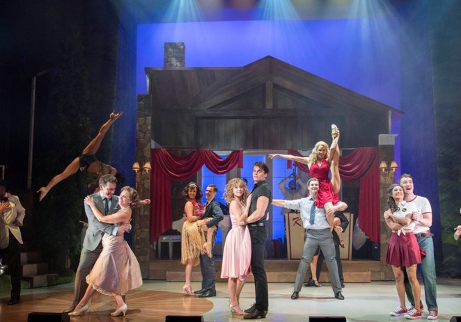 Dirty dancing the classic story on stage, tour , Birmingham