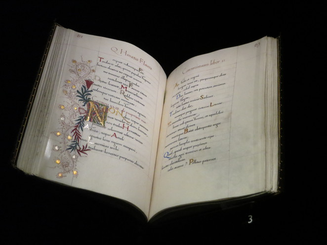 horace, bodleian library, oxford, marks of genius