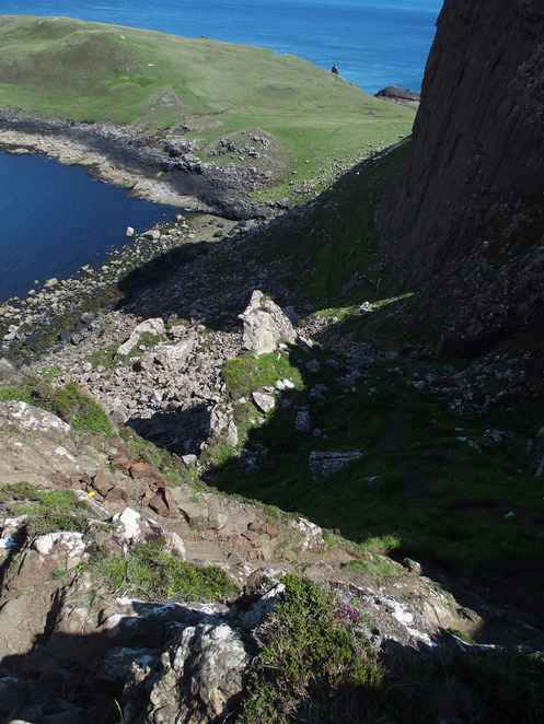 Isle of Skye, Scotland, Walks, Hebrides, Old Man of Storr, Rubha Hunish, Fairy Glen
