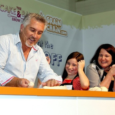 Paul Hollywood, cake & bake show