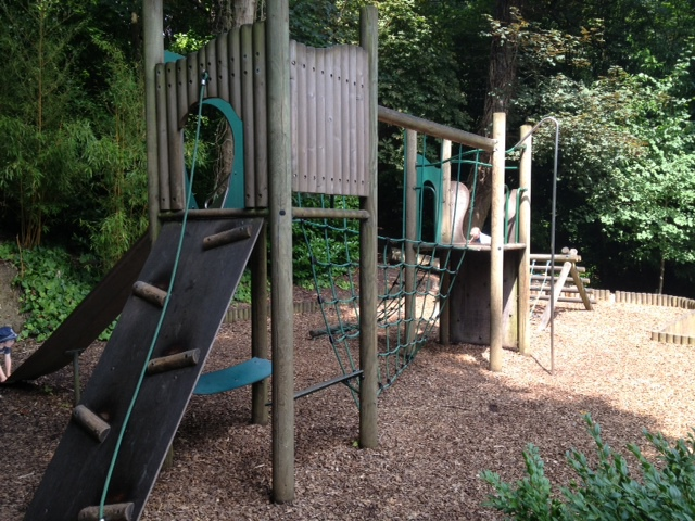 playpark, Waddesdon Manor, National Trust, fun for kids