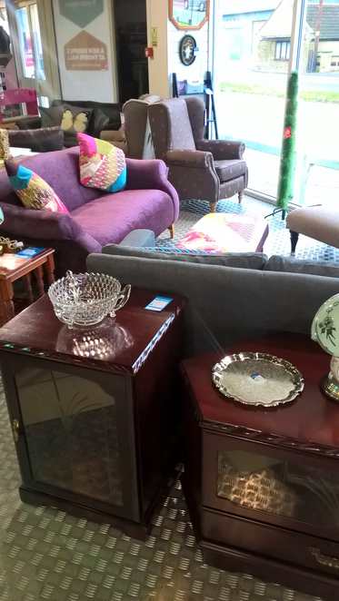 Sue Ryder, charity, shop, new furniture, accessories, interior design, furniture, downham market, shopping, charity shop