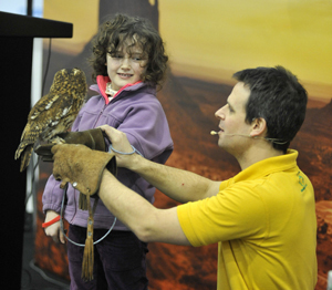 telegraph outdoor adventure and travel show