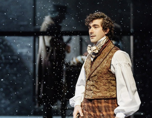 A Christmas Carol, RSC, Christmas shows, Phil Davis, Stratford upon Avon, Photos by Manuel Harlan