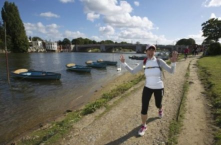 action for kids, thames path challenge