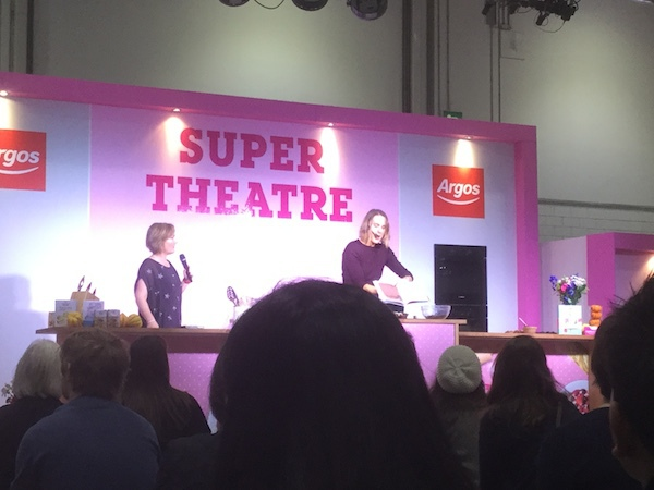cake and bake show, frances quinn