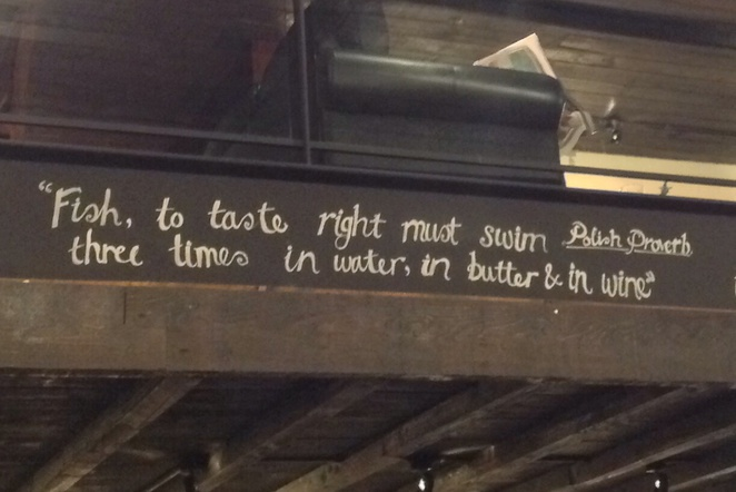 Chalkboard, chalk, quotes