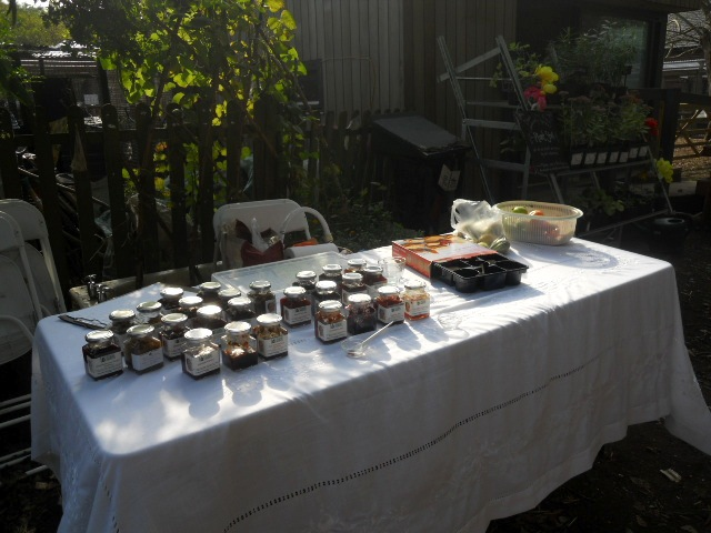 deen city farm, preserves, chutney, jam