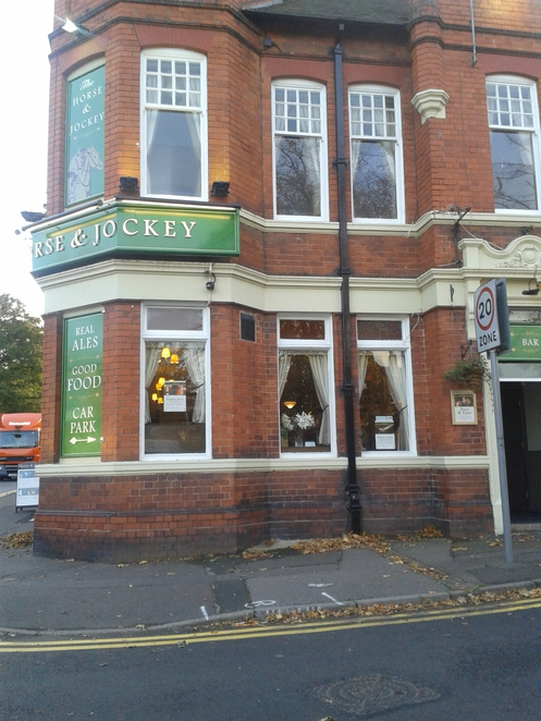 Horse and Jockey, pub,