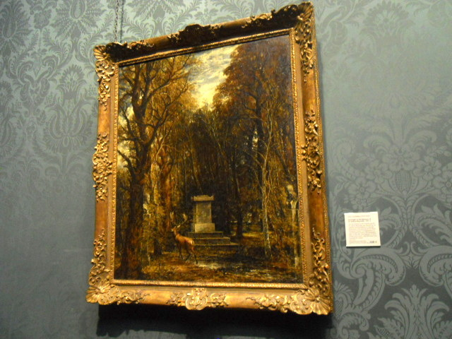 national gallery, john constable