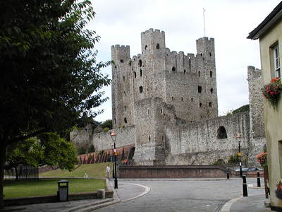 rochester, rochester castle, rochester cathedral, kent, fort amherst, upnor castle, temple manor