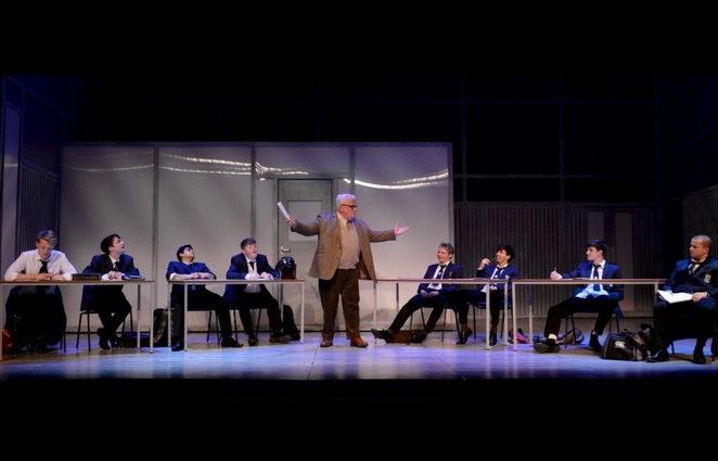 The History Boys, Wolverhampton Grand Theatre, Alan Bennett, Jack Ryder director