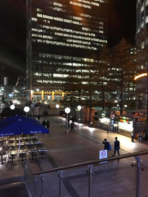 Canary Wharf London City Food Shops Coffee Drinks Dining Things to do Explore