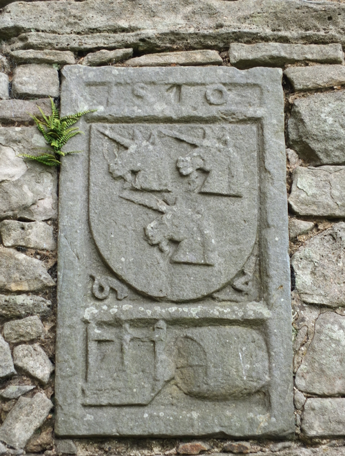 Craigmillar, coat of arms, medieval, family history, Preston