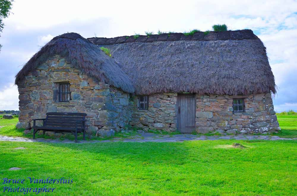 Buildings Used By The English Government After Culloden