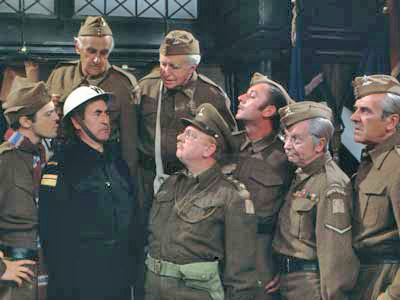 Dad's Army, BBC