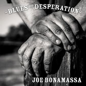 Joe Bonamassa, Blues of Desperation, Barclaycard Arena Birmingham