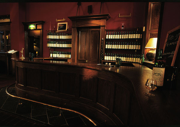 Scotch Malt Whisky Society At The Vaults Edinburgh