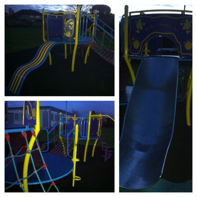 play park, kidlington, parkhill, benmead road, oxfordshire
