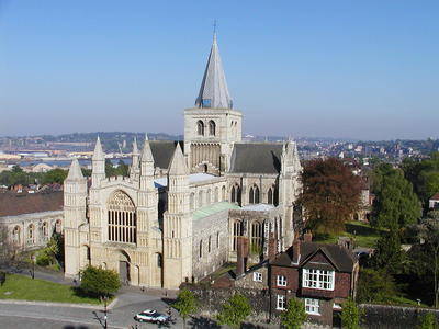 rochester cathedral, medieval, castle, kent, day trip