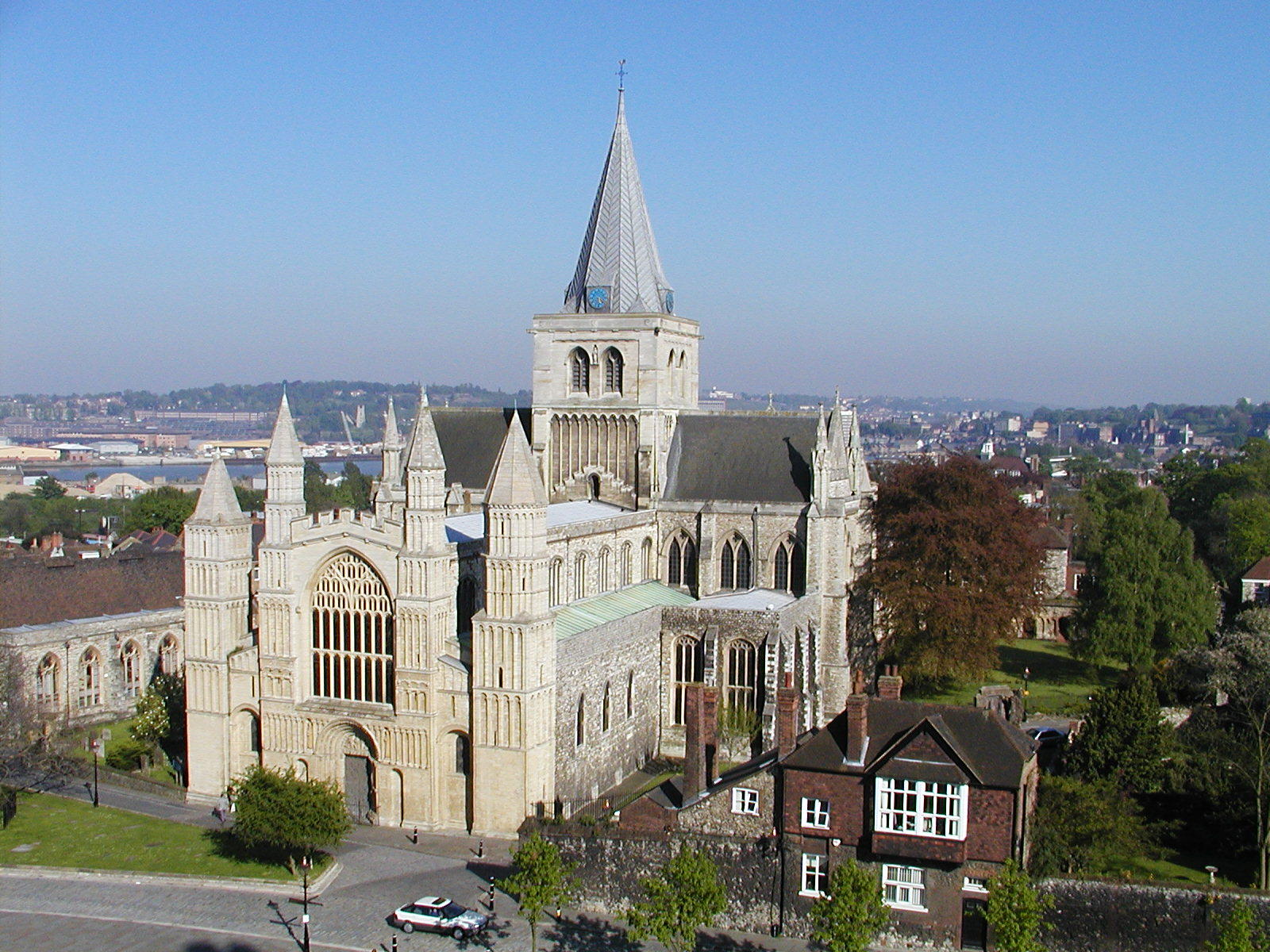 rochester cathedral kent castle london medieval england church upnor trip chatham neighbouring seen take strood weekendnotes manor