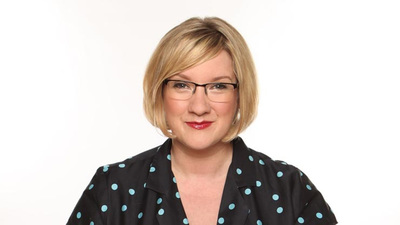Comedian Sarah Millican, who will star at Birmingham Symphony Hall
