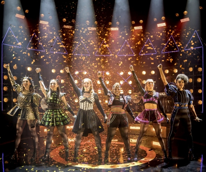 Six The Musical at Wolverhampton Grand
