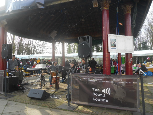 sound lounge, merton abbey mills