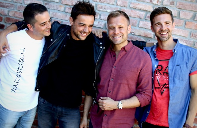 The Boys are Back! tour, 5ive, Damage, A1, 911, Symphony Hall Birmingham