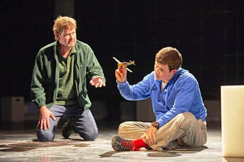 The Curious Incident of the Dog in the Night-Time, Birmingham Hippodrome, Theatre Review, Mark Haddon, National Theatre
