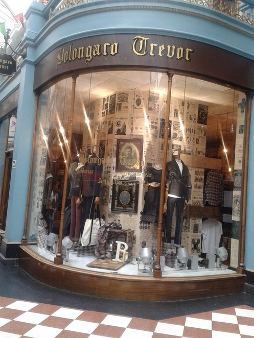 Bolongaro Trevor, clothing, apparel, boutique