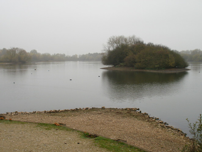 Branston Water Park, Alligator Point