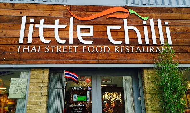 Little Chilli, Thai street food, thai food, huddersfield