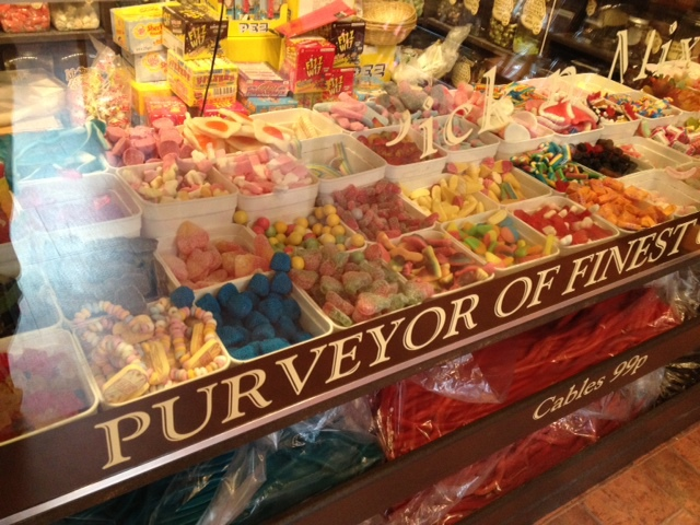 traditional, sweet shop, pick and mix, online orders