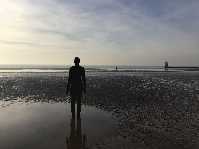 another place crosby beach