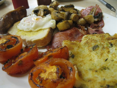 Breakfast, E. Pellicci, Bethnal Green