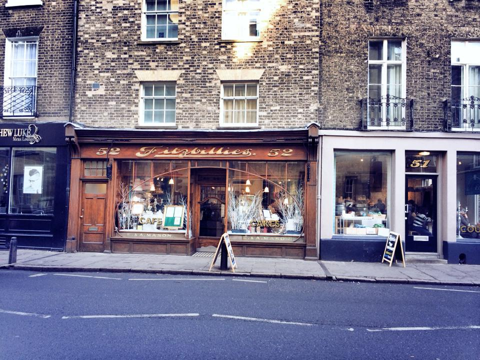 The Cake Place Cambridge