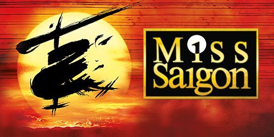 miss saigon, musical, the mayflower, southampton musicals