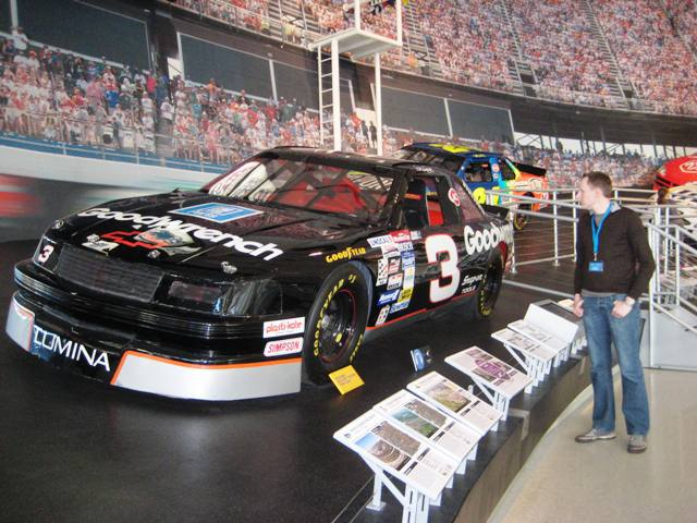 nascar hall of fame, charlotte, top motorsport museums to see, weekend notes