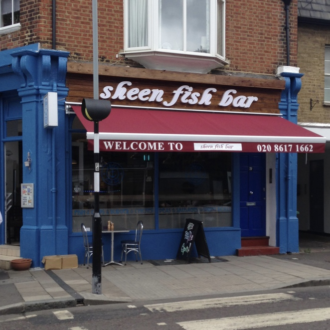Sheen Fish Bar
